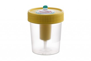 Контейнер Urine Beaker with Integrated Transfer Device, 100ml, sterile single-packed